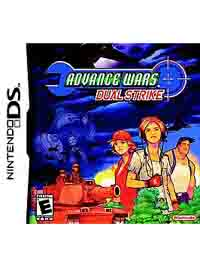 《高级大战争DS》 美版