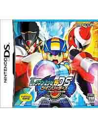 《洛克人EXE5 DS - 双生领袖》 美版