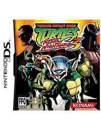 《忍者神龟3》 美版
