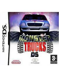 《怪兽卡车DS》 欧版