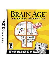《脑年龄》 美版