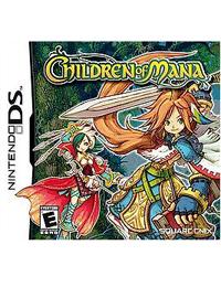 《圣剑传说DS - 玛娜之子》 美版