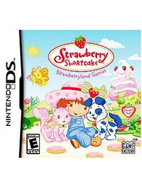 《草莓娃娃 草莓大陆》 美版