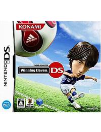 《世界足球 - 胜利十一人DS》 日版