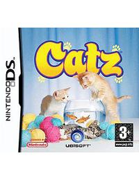 《猫猫故事》 欧版