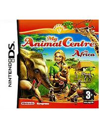 《我的非洲动物中心》 欧版