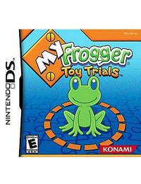 《我的青蛙 玩具之旅》 美版