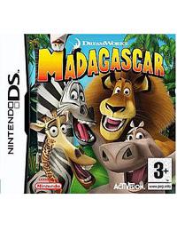 《马达加斯加》 西版