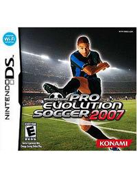 《胜利十一人 职业进化足球 2007 》 美版