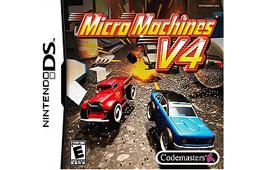 《微型机器车V4》 美版