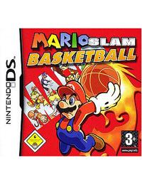 《马里奥篮球 3对3》 欧版