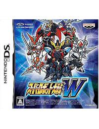 《超级机器人大战W》 日版