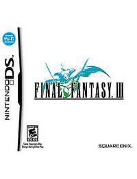 《最终幻想3》 美版