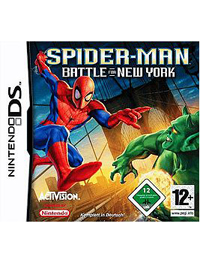 《蜘蛛侠 为纽约而战》 德版