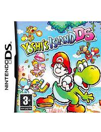《耀西岛DS》 欧版