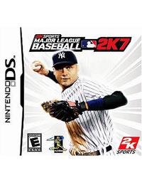 《全美职棒大联盟棒球2K7》 美版