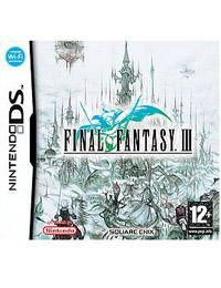 《最终幻想3》 欧版