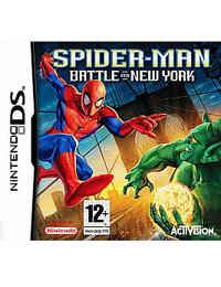 《蜘蛛侠 为纽约而战》 欧版