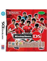 《世界足球 - 胜利十一人DS》 韩版