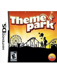 《主题公园DS》 美版