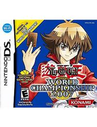 《游戏王 - 世界冠军2007》 美版