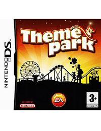 《主题公园DS》 欧版