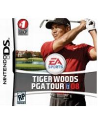 《泰戈·伍兹高尔夫PGA巡回赛2008》 美版