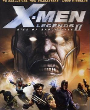 《X战警传奇2:天启降临》完整英文硬盘版