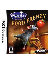 《料理鼠王 为食而狂》 美版