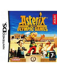 《奥运会上的阿斯特里克斯》 欧版