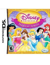 《迪斯尼公主 - 不可思议的宝石》 美版