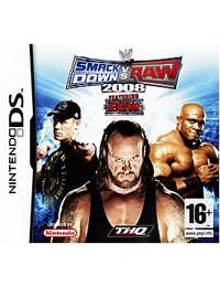 《美国职业摔角联盟2008》 欧版(德、意、西)