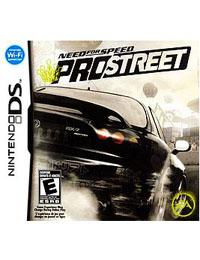 《极品飞车:专业街道赛》 美版