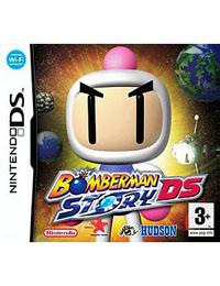 《炸弹人传说DS》 欧版