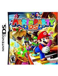 《马里奥聚会DS》 美版