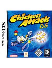 《小鸡攻击DS》 欧版