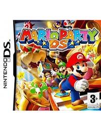 《马里奥聚会DS》 欧版