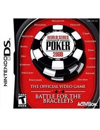 《世界扑克锦标赛2008 王者之争》美版