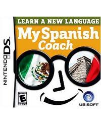 《我的西班牙语教练》 美版