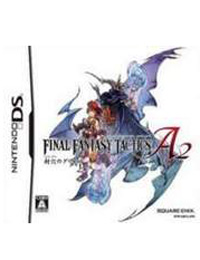 《最终幻想战略版A2 封穴的魔法书 》 日版