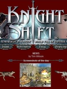 《骑士物语》完整英文硬盘版