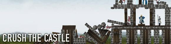 《粉碎城堡(Crush The Castle)》最新完整离线版FLASH游戏