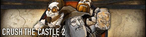 《粉碎城堡2(Crush The Castle 2)》最新完整离线版FLASH游戏