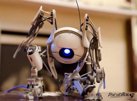 3D打印技术《传送门》Atlas同人手办制作流程