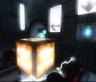 《传送门2》竟成公司考核测试题