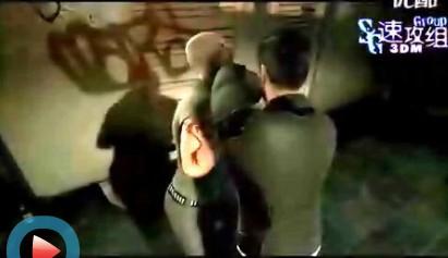 《细胞分裂5》暴力通关流程攻略