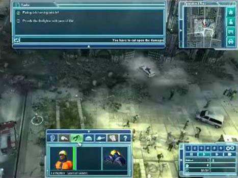 《急难先锋2012》流程视频攻略
