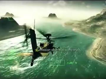 《阿帕奇:空中突击》流程攻略