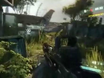《孤岛危机3》公测版两张地图演示