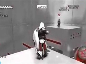 刺客信条兄弟会训练全金牌攻略